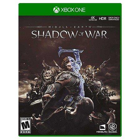 Terra Média: Sombras da Guerra - Xbox One