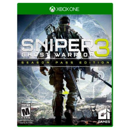 Sniper Ghost Warrior 3 - Xbox One
