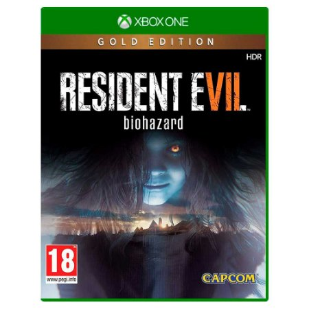 Resident Evil VII Gold Edition - Xbox One