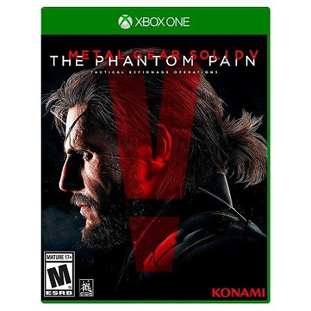 Metal Gear Solid V The Phantom Pain - Xbox One