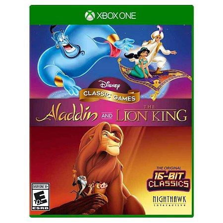 Disney Classic Games: Aladdin e O Rei Leão - Xbox One