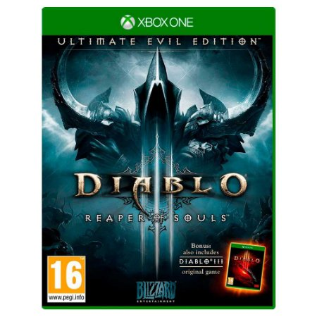Diablo III Reaper of Souls - Xbox One