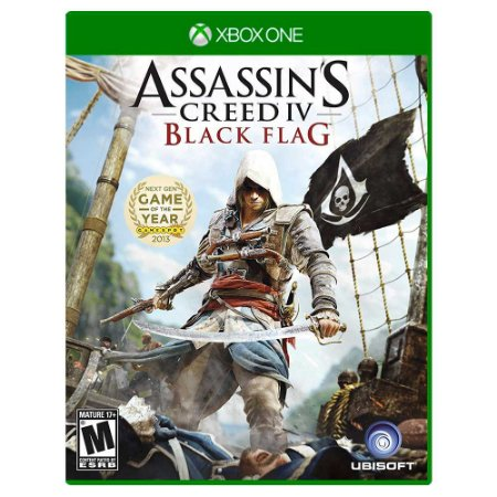 Assassin's Creed IV: Black Flag - Xbox One e Xbox 360