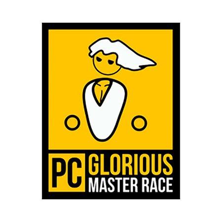 Placa Decorativa #19 PC Master Race