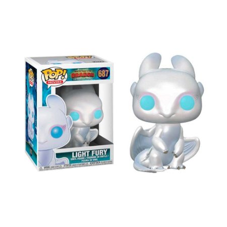Funko Pop! Light Fury #687