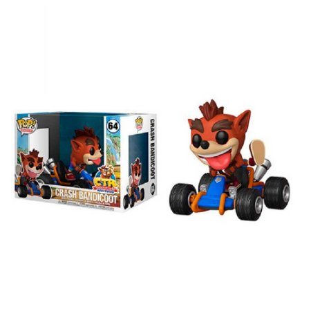 Funko Pop! Crash Bandicoot #64