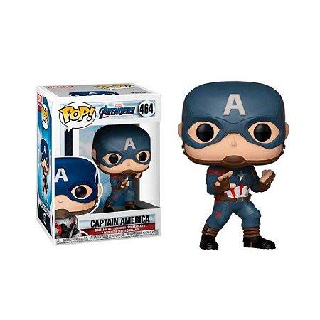 Funko Pop! Capitão América #464