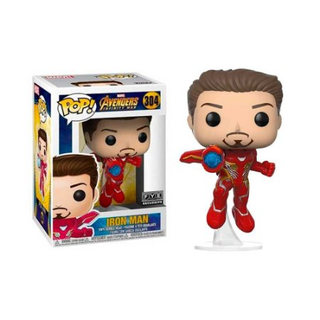 Funko Pop! Iron Man #304