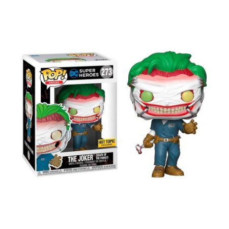 Funko Pop! The Joker (Death of the Family) #273