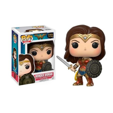 Funko Pop! Wonder Woman #172