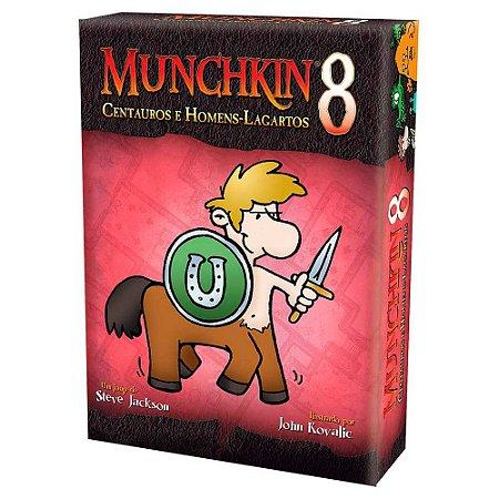 Munchkin 8 - Centauros e Homens Lagartos