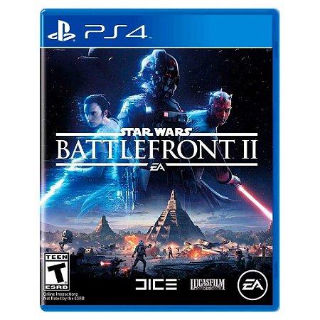 Star Wars Battlefront II (Usado) - PS4