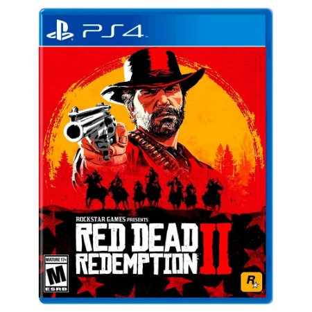 Red Dead Redemption 2 (Usado) - PS4
