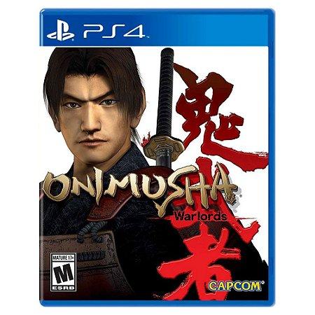 Onimusha: Warlords (Usado) - PS4