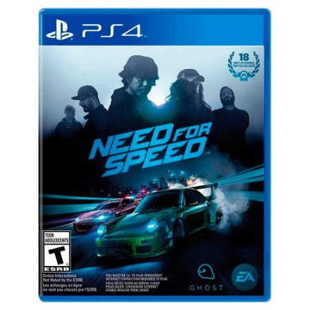 Need for Speed (Usado) - PS4