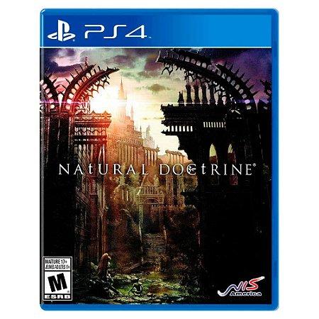 Natural Doctrine (Usado) - PS4