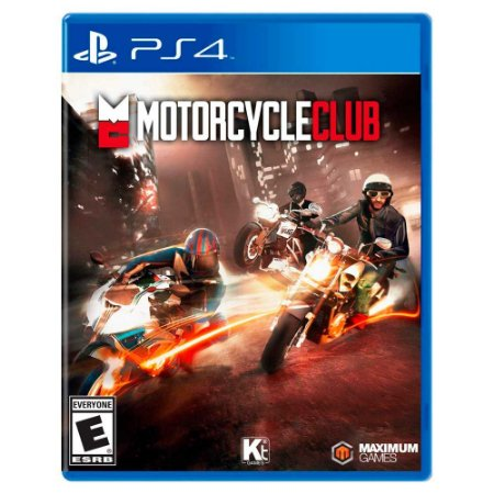 Motorcycle Club (Usado) - PS4