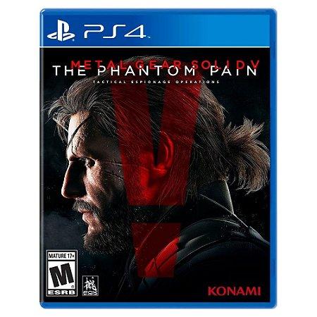 Metal Gear Solid V: The Phantom Pain (Usado) - PS4