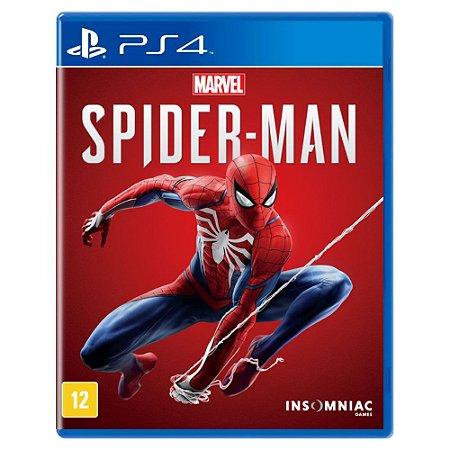 Marvel's Spider-Man (Usado) - PS4