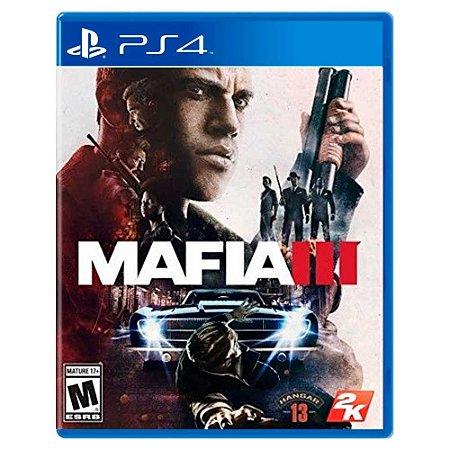 Mafia III (Usado) - PS4