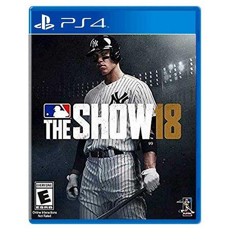 MLB The Show 18 (Usado) - PS4