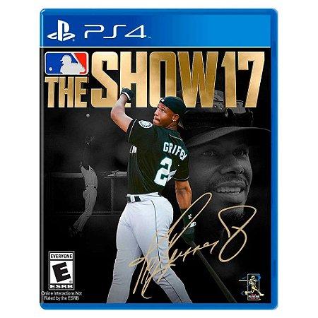 MLB The Show 17 (Usado) - PS4