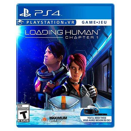 Loading Human: Chapter 1 (Usado) - PS4