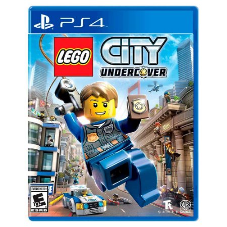 Lego City Undercover (Usado) - PS4