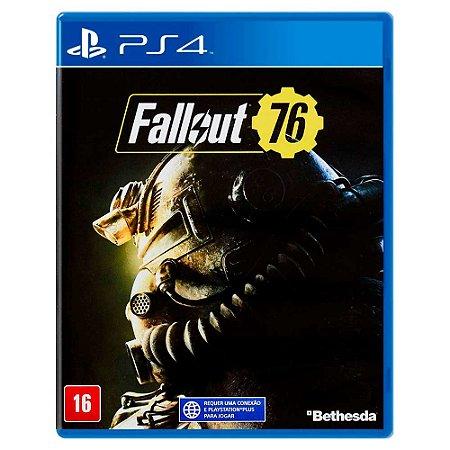 Fallout 76 (Usado) - PS4