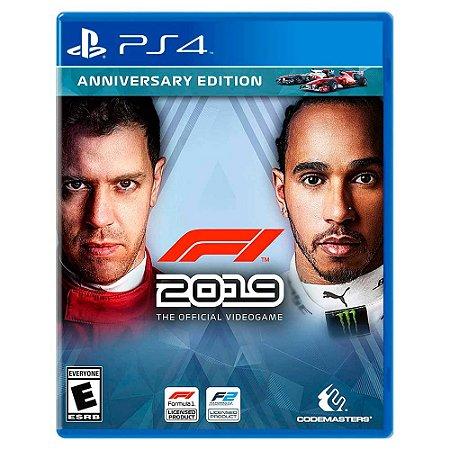 F1 2019 (Usado) - PS4