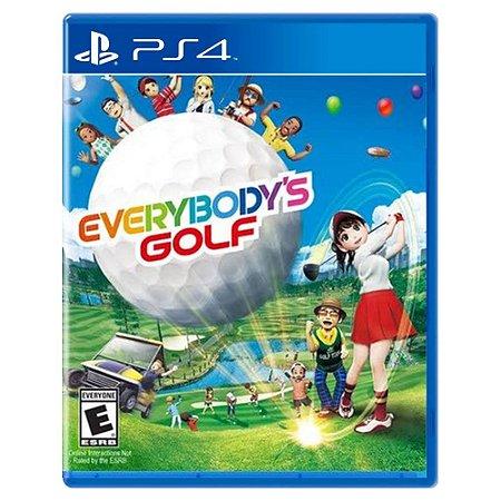 Everybody's Golf (Usado) - PS4