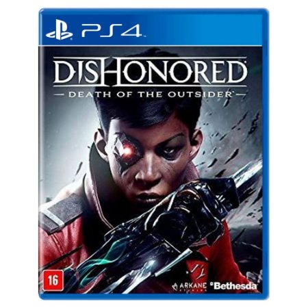 Dishonored: Death of the Outsider (Usado) - PS4