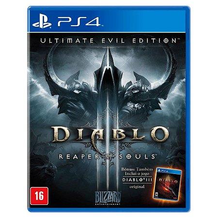 Diablo III Reaper of Souls (Usado) - PS4