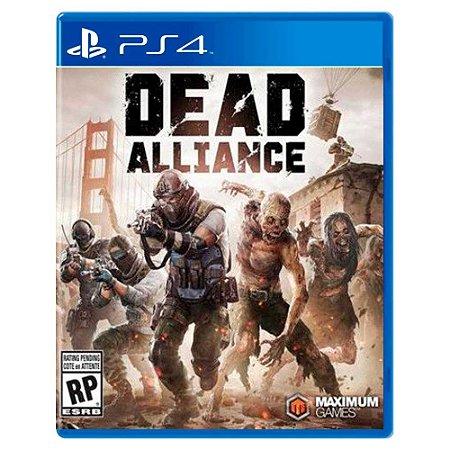 Dead Alliance (Usado) - PS4