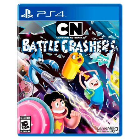 Cartoon Network Battle Crashers (Usado) - PS4