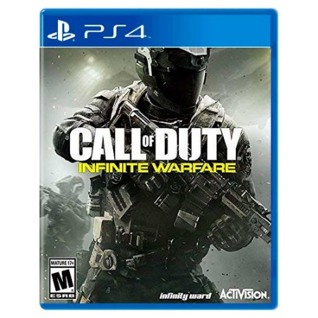 Call of Duty: Infinite Warfare (Usado) - PS4