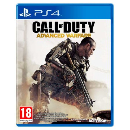 Call of Duty: Advanced Warfare (Usado) - PS4