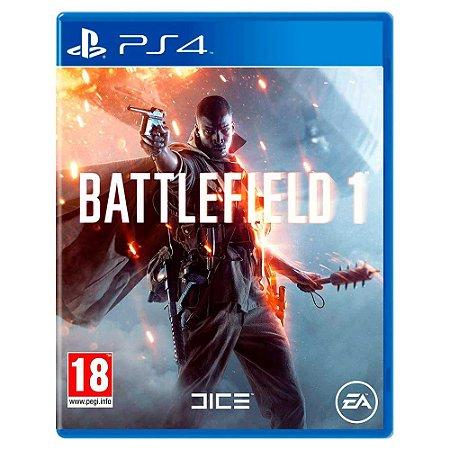 Battlefield 1 (Usado) - PS4