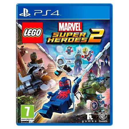 Lego Marvel Super Heroes 2 (Usado) - PS4
