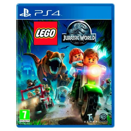 Lego Jurassic World (Usado) - PS4