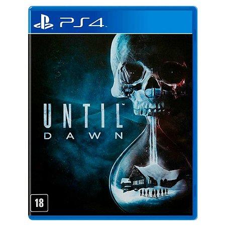 Until Dawn (Usado) - PS4