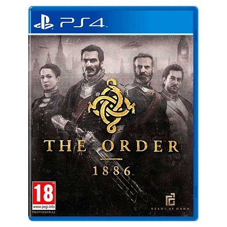 The Order 1886 (Usado) - PS4