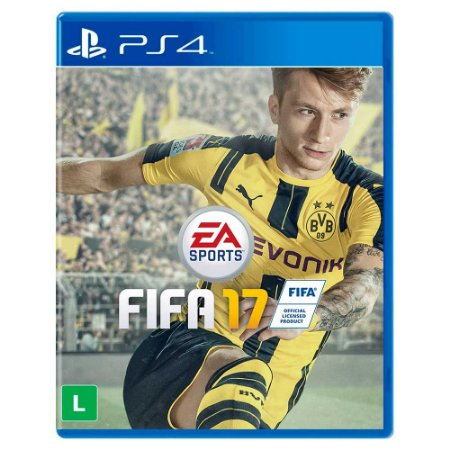 Fifa 17 (Usado) - PS4