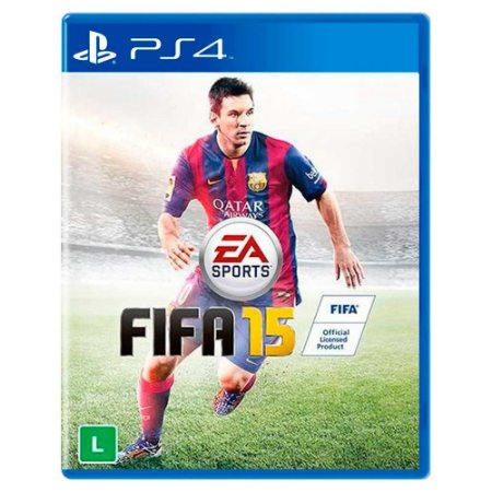 Fifa 15 (Usado) - PS4