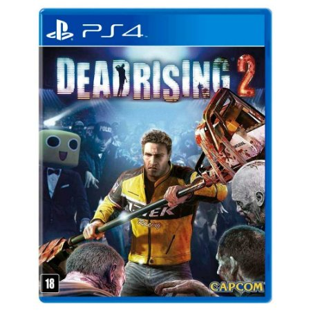 Dead Rising 2 (Usado) - PS4
