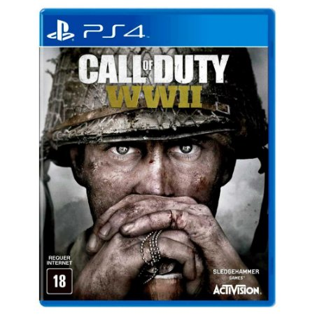 Call of Duty: WWII (Usado) - PS4