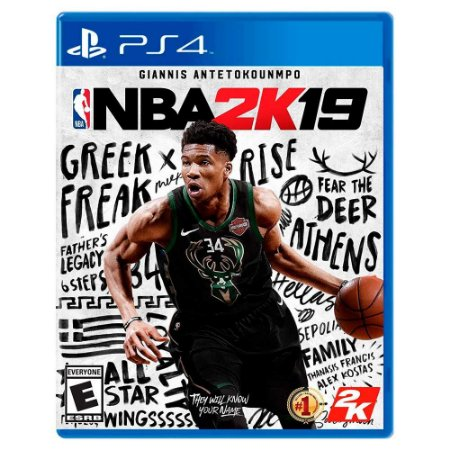 NBA 2K19 (Usado) - PS4