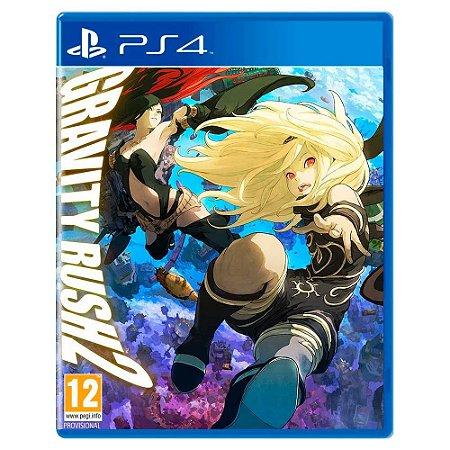 Gravity Rush 2 (Usado) - PS4
