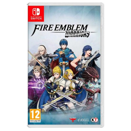 Fire Emblem Warriors (Usado) - Switch