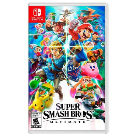 Super Smash Bros. Ultimate (Usado) - Switch